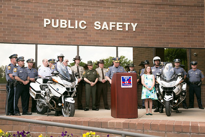 Richmond Metro Click It or Ticket Campaign News Conference
