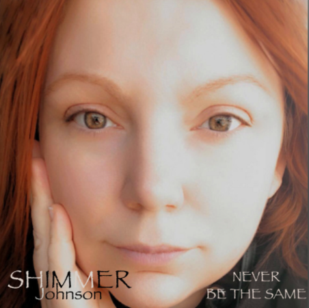 "SHIMMER JOHNSON NAVIGATES GRIEF THROUGH SINGLE ""NEVER BE THE SAME"""