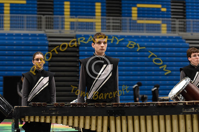 Illinois Valley Central HS- Percussion