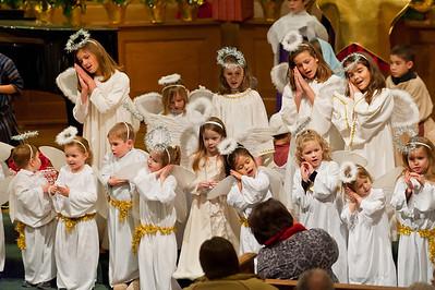 Children's Christmas Performance 12-18-2011