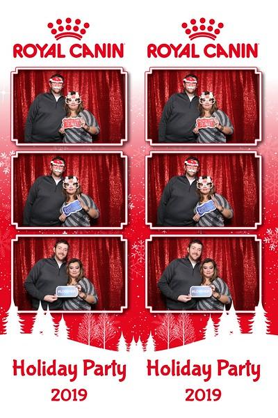 12-14-19 Royal Canin Holiday Party