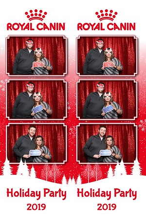 12-14-19 Royal Canin Holiday Party