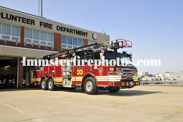 SYOSSET FD LADDER 5855 WET DOWN 6-5-11