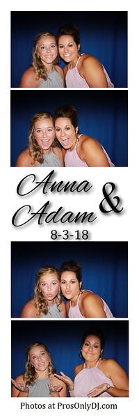 Anna & Adam 8-3-18