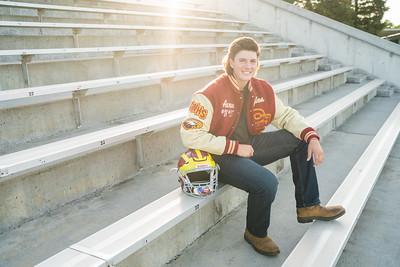 Aaron - High school senior 2021