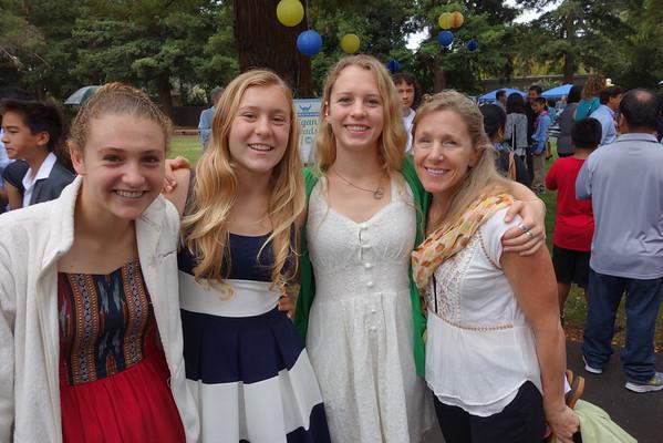 Jessie's Graduation 2015