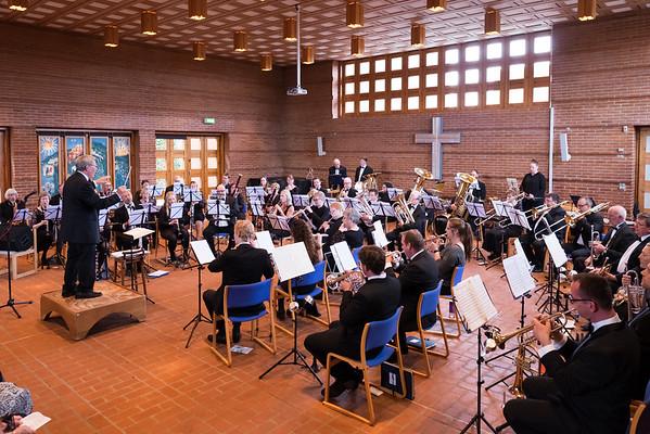 Køge Byorkester og John Olsen