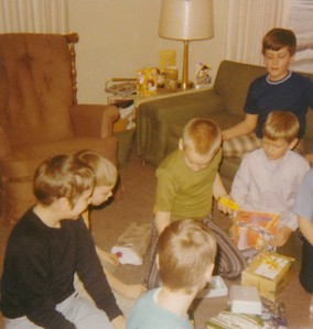 1971 Ray's Birthday