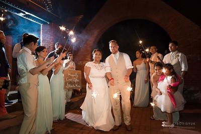 Bunnary & Bryan Stevens Estate Wedding