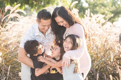 Mendoza Family 2018