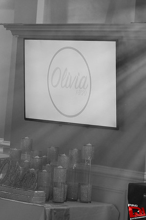Olivia's Sweet 16 @ Sterling Gardens 1-31-20