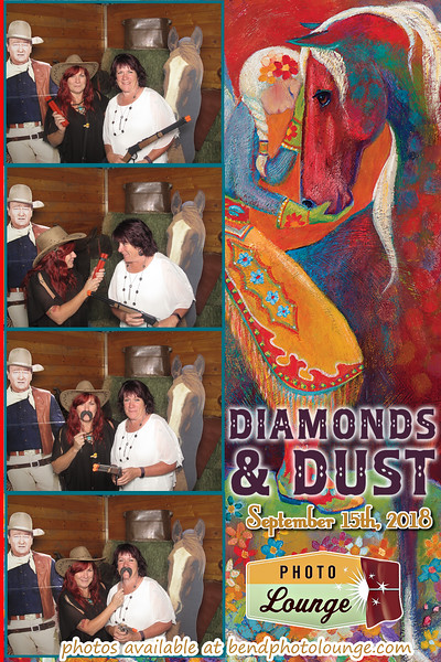 Diamonds and Dust 2018