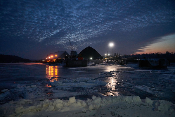 Trading Places Goderich Moving Ice