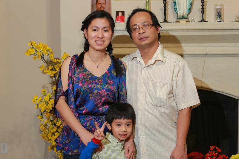 Phan Family Tet 2013