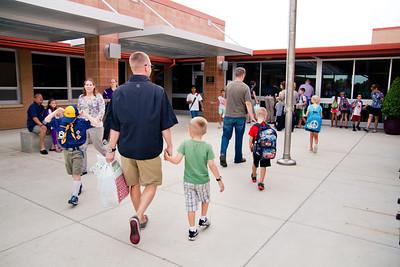 William Goes to Kindergarten 2013