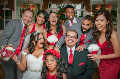 Dennis & Nilda Get Married