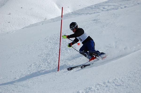 JO Rennen Rinerhorn - Slalom