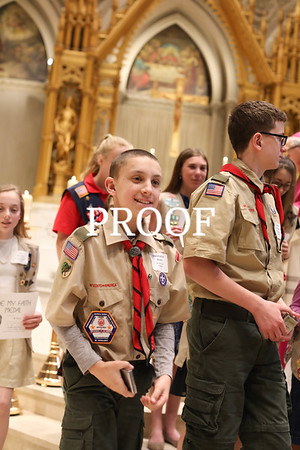 Scout and Youth Ministry Awards 2020