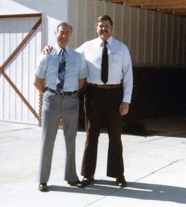Harry Miller on left 2