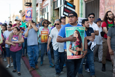 2017 • May Day March for Migrant and Worker Rights • Oakland