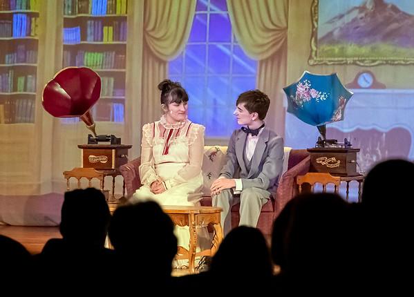 "BHS Presents ""My Fair Lady"""