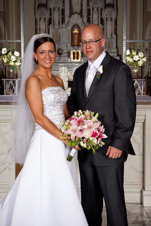 Paul & Barb Wedding