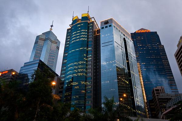 Urban Hong Kong