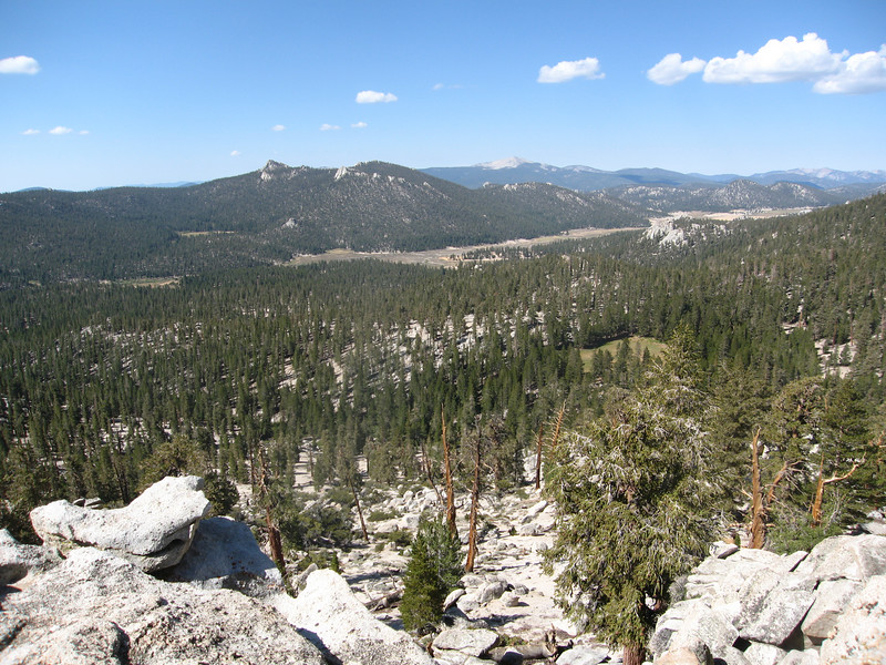 Kern Peak in the background