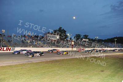 """ASA Midwest Tour """"Port City Racecars 100"""""""