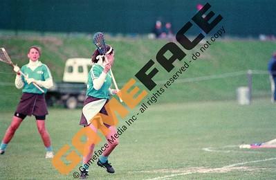 1990-1991 Women's Lacrosse