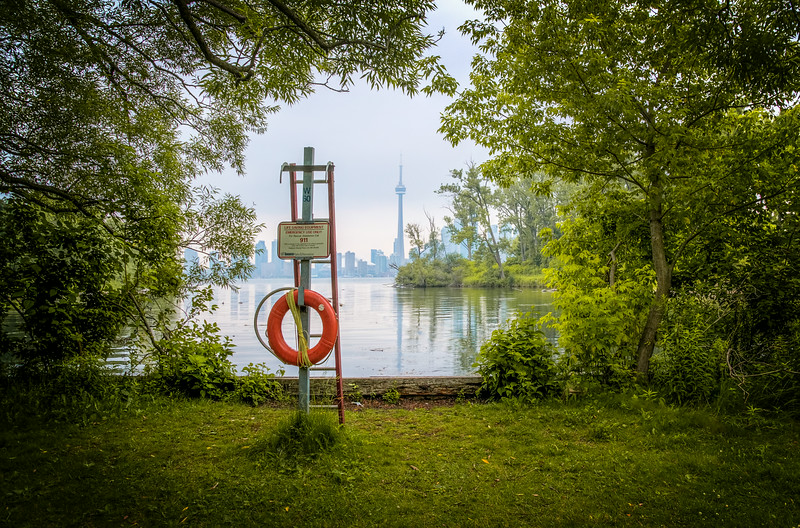 Travel Photography Blog - Canada. Toronto. Toronto Island