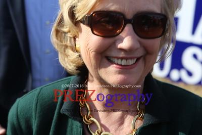 Hillary Clinton 37th Steak Fry 2014