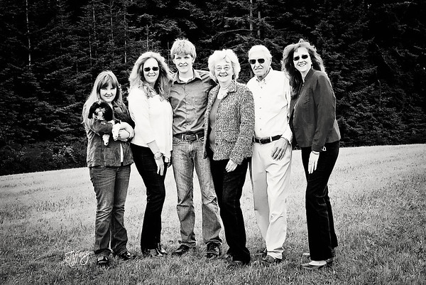 Hummel Family 7-2012