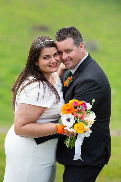 Myriah and Theron Wedding