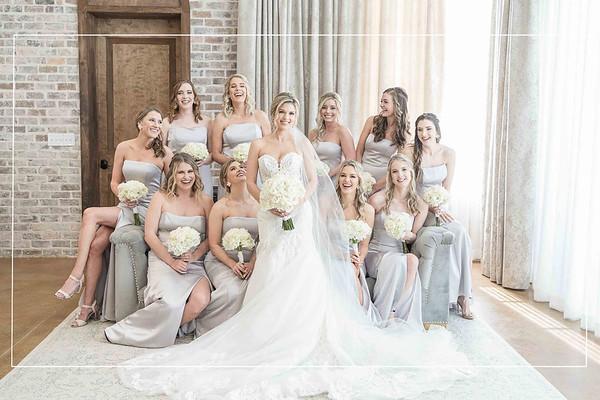Stunning Spring Wedding at Iron Manor in Montgomery Texas