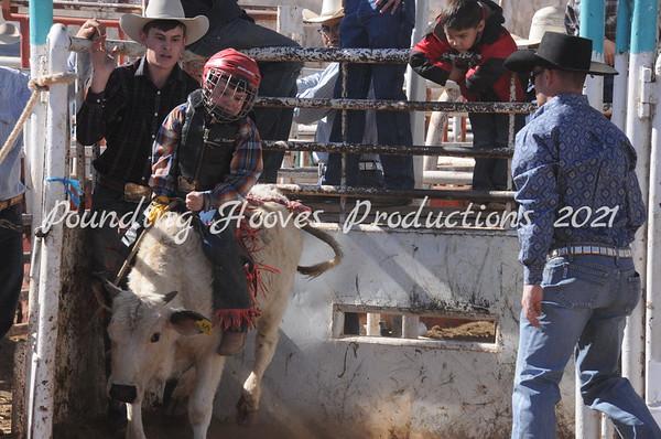 2-16-13 Sat Calf Riding