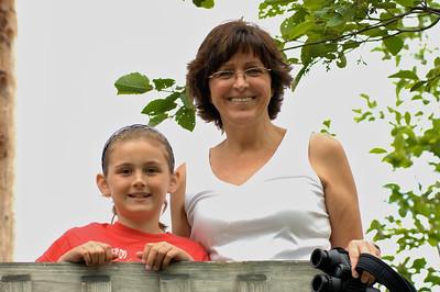 Parc Boivin, 24 juin 2010 avec Megan