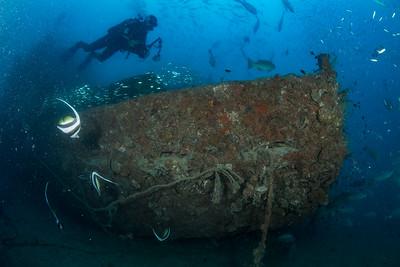 Walla's Wreck