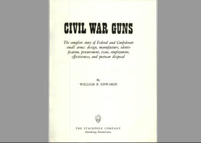 Civil War Guns, 1962