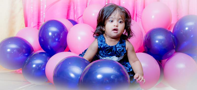 Charvi Birthday
