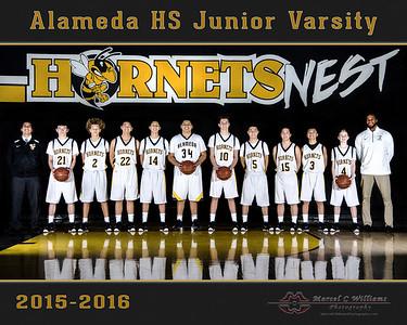 Alameda High Basketball JV