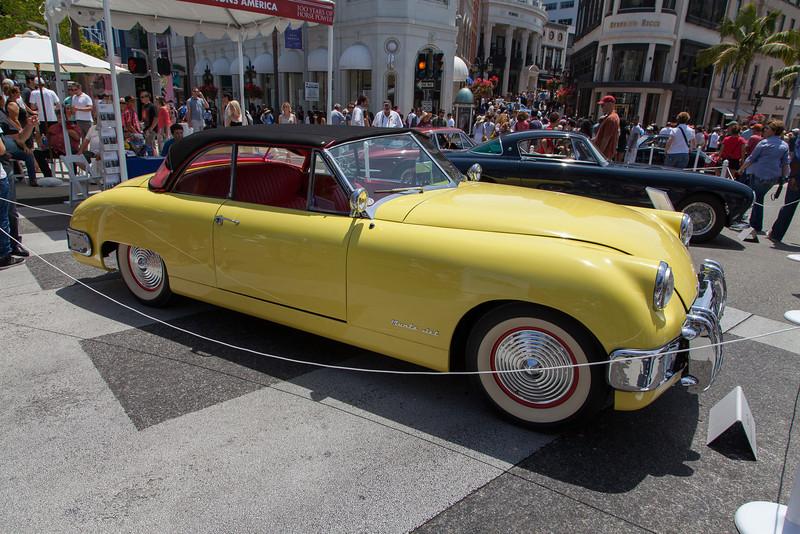 1953 Muntz Jet convertible