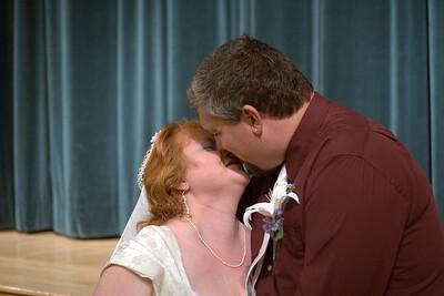 Chad and Rebecca Wedding