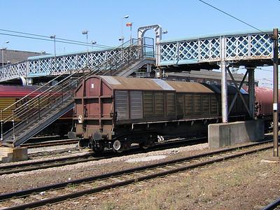 BXA - Bogie Steel Wagon