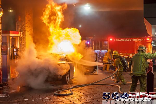 Los Angeles City Fire