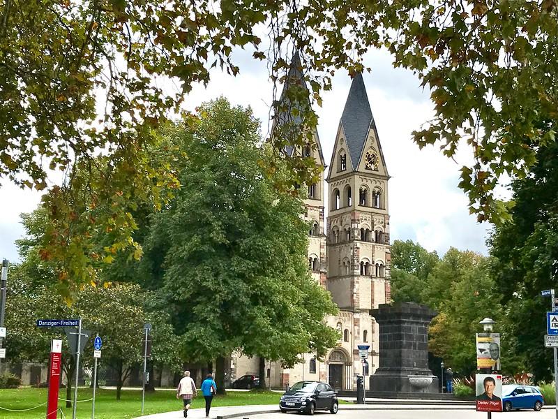 Basilica of St. Castor - Koblenz
