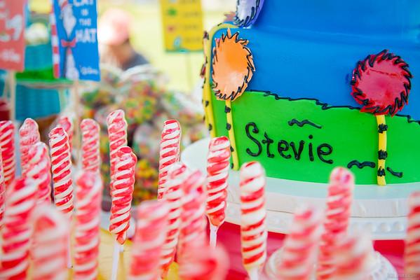 Stevie's 1st Birthday