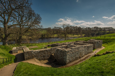 Hadrian's Wall - Chester Roman Fort