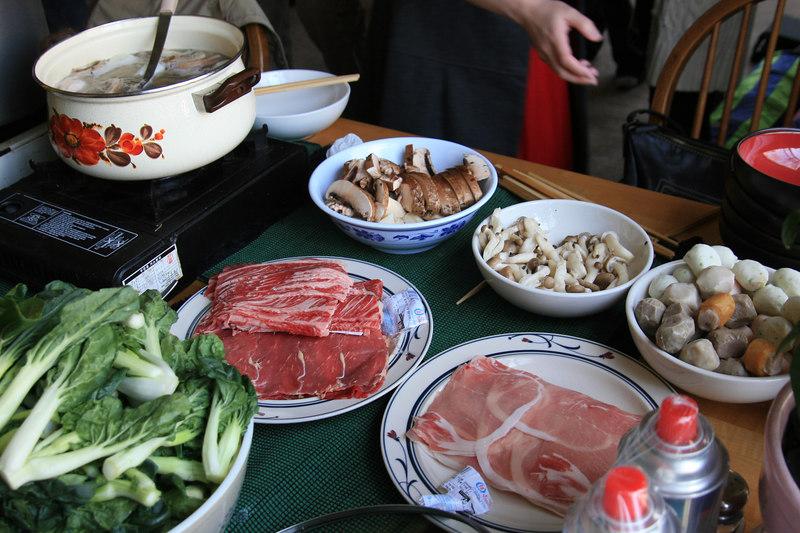 Chinese New Year Hot Pot 2007