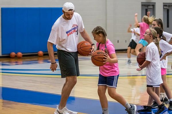 2019 Basketball Camps